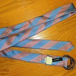 JCrew Ladies tie-print belt